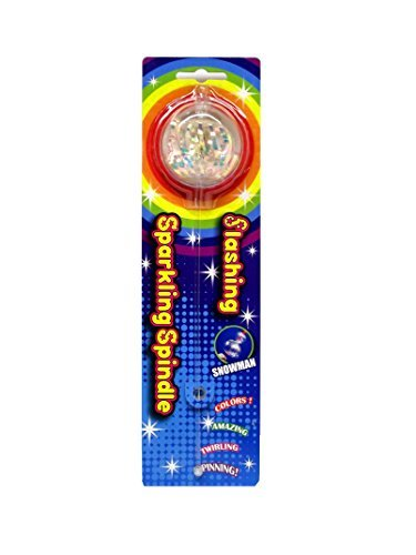 - Flashing Sparkling Spindle