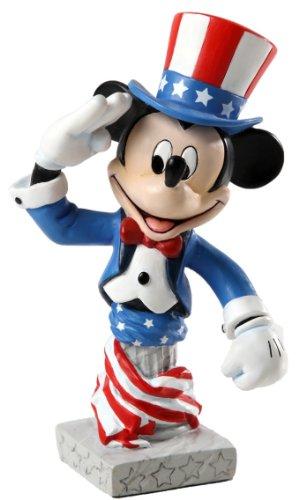 Enesco Jester Studios Patriotic Figurine