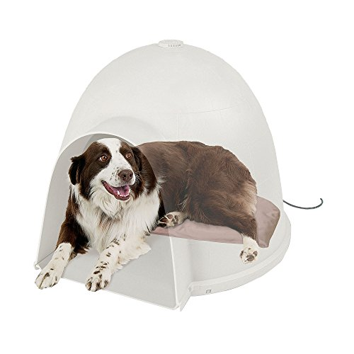 K&H Pet Products Lectro-Soft Igloo Style Outdoor Heated Bed ()