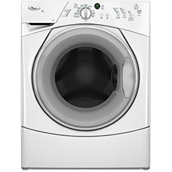 Amazon Com Whirlpool Duet Sport Ht Wfw8400tw 27 Front