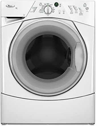 whirlpool duet sport ht wfw8400tw 27 front load washer white appliances. Black Bedroom Furniture Sets. Home Design Ideas