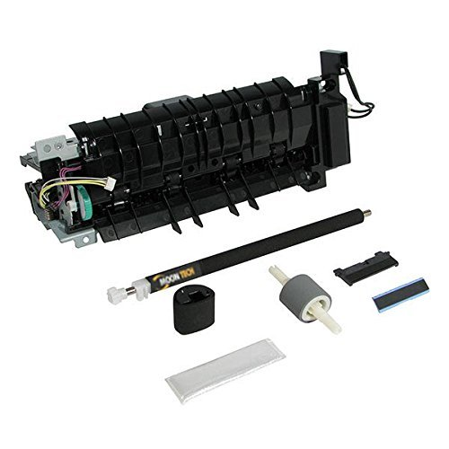 Maintenance Kit with OEM Rollers (Part Number: H3980-60001-REO) for HP LaserJet 2420, HP LaserJet 2420d, HP LaserJet 2420dn, HP LaserJet 2430, HP LaserJet 2430dtn, HP LaserJet 2430n by Moon Tech