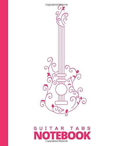 Details about  /White Guitar Printed Notebook Stationary Journal Diary//Notepad 120 Page
