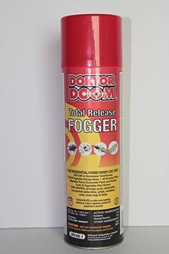12.5oz Doktor Doom Total Release Fogger Sold in packs of 12