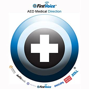 First Voice MD01 Medical Direction/Medical Oversight for AED/Defibrillator Programs Per AED