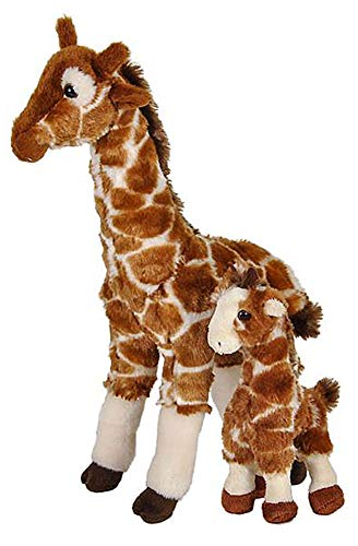 Floppy Giraffe - Wildlife Tree 14.5 and 8
