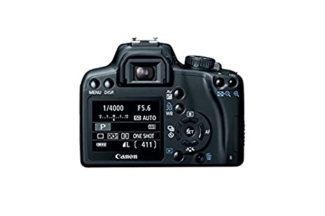 Amazon Canon Rebel Xs Dslr Camera With Ef S 18 55mm F35 56
