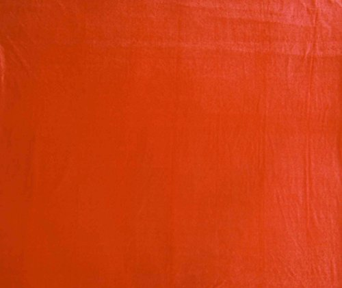 orange sewing fabric - 5