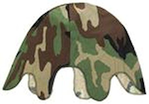 - Tru-Spec G.I. Spec Steel Pot Helmet Cover - WOODLAND CAMO