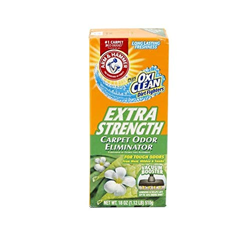 Arm & Hammer Extra Strength Carpet Cleaners (18 Oz)