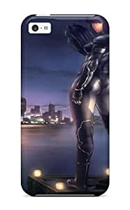 Perfect Ghost In The Shell Case Cover Skin For Iphone 5c Phone Case