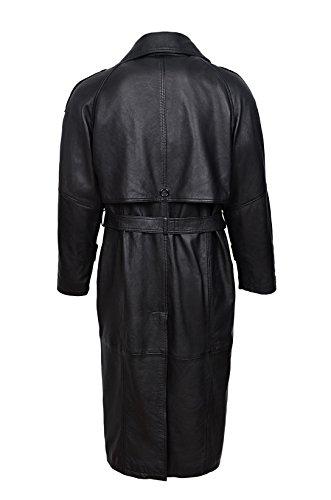 Range hombre Smart Abrigo Negro para Gabardina Az0wUxq8