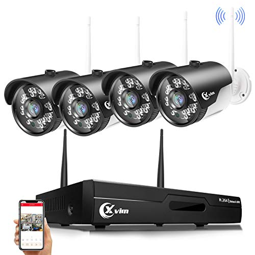 XVIM Wireless Security Camera