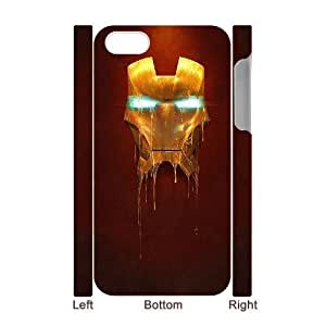 GGMMXO Avengers Age of Ultron 3 Phone 3D Case For Iphone 4/4s [Pattern-1]