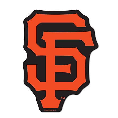 - WinCraft MLB San Francisco Giants Logo on the GoGo Decals, Team Color, One Size
