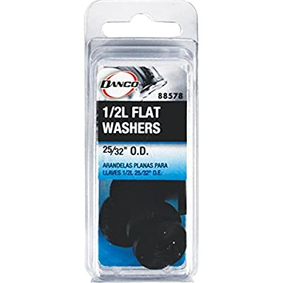 DANCO 1/2L Flat Washers (10-Pack)