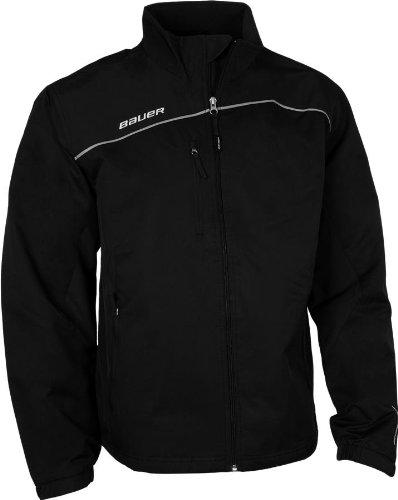 34515d9a2c0 Amazon.com   Bauer Lightweight Warm-Up Jacket  Youth    Sports ...