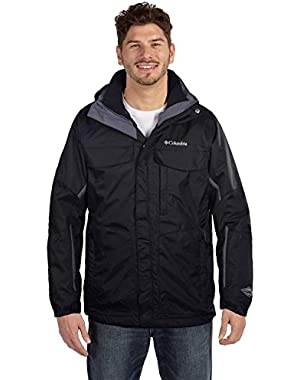 Men's Mountain Marvel Interchange Jacket-Black