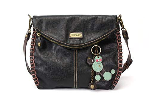 Chala Charming Crossbody Bag - Mini Poodle Black ()