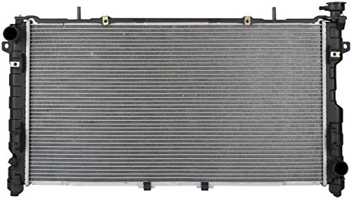2005 town and country radiator - 1
