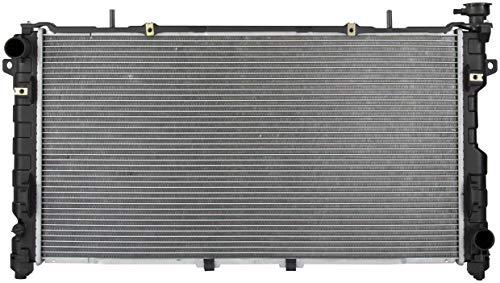 Radiator Mount Upper Mount - Spectra Premium CU2795 Complete Radiator for Chrysler and Dodge