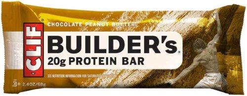 Clif Bar Builders Chocolate Peanut
