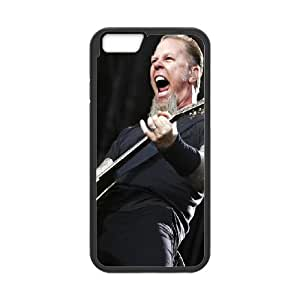 Metallica iPhone 6 4.7 Inch Cell Phone Case Black Custom Made pp7gy_3374199