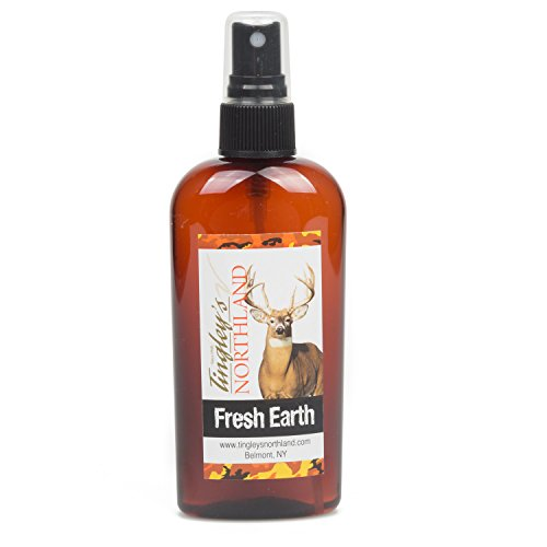 (Tingley's Northland Hunter's Cover Scent Masking Spray - Scent Eliminator 4oz (Earth))