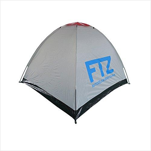 悪性の名目上の可聴2人のキャンプテントシェード単層ドームバックパックテントはアウトドアスポーツのための組み立てられたテントをする必要があります