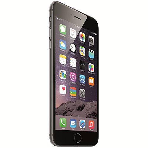 Apple iPhone 6 Plus, AT&T, 64 GB – Space Gray (Certified Refurbished)