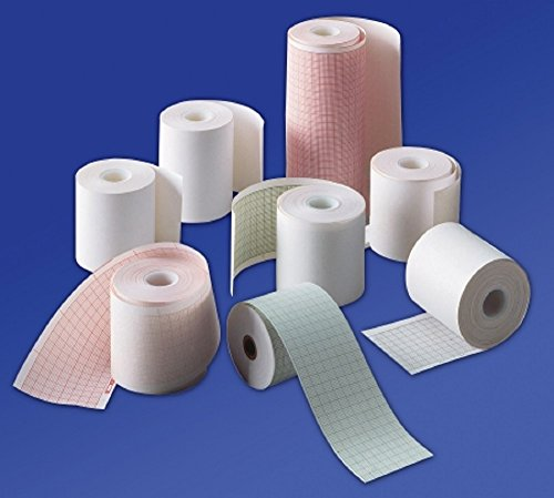 Cs Chart (COVIDIEN/MEDICAL SUPPLIES CHART PAPERS Recording Chart Paper, Compatible to Philips 40477A, 80 rl/cs)