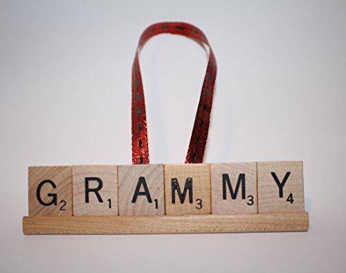 Grammy Ornament