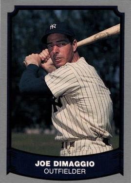 1988 Pacific Legends #100 Joe DiMaggio Baseball Card ()