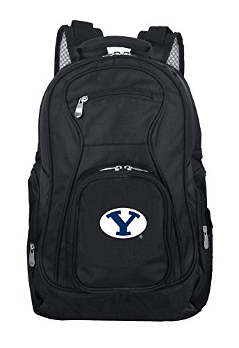 Denco NCAA BYU Cougars Voyager Laptop Backpack, 19-inches