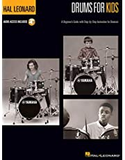Hal Leonard Drums for Kids: A Beginner's Guide with Step-by-Step Instruction for Drumset