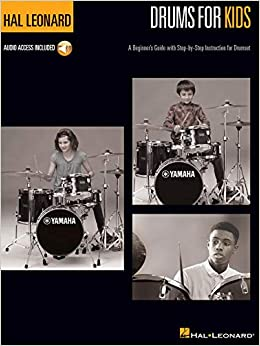 Drums for Kids Book