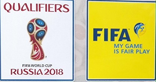 FIFA WORLD CUP RUSSIA QUALIFIERS 2018 SET PATCHES BADGES PATCHES FOR ALL NATIONAL TEAMS (World Cup Uruguay)