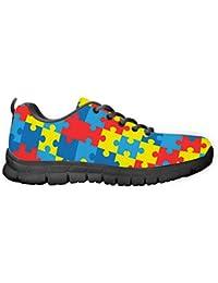 Women's Autism Awareness Sneakers