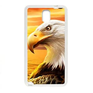 Sunset Eagle Custom Protective Hard Phone Cae For Samsung Galaxy Note3