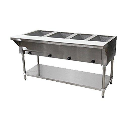 gas steam tables - 4