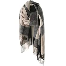 PG Oversized Scarf Winter Scarves Wraps Shawl Pashmina Warm Blanket