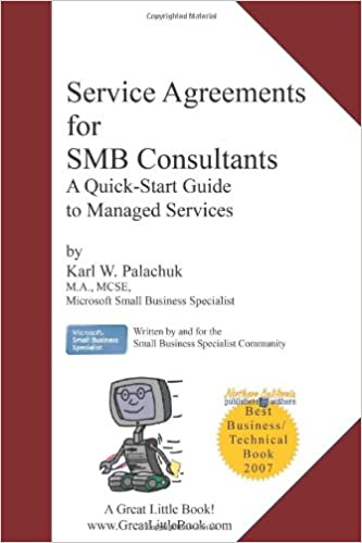 Service Agreements For Smb Consultants A Quick Start Guide For