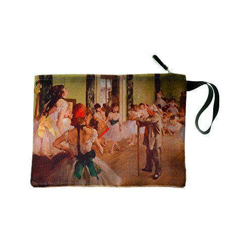 Edgar Degas-The Ballet Class Edgar Degas Bag Pouch (Degas Bag Ballet)