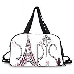 This Is A Fashionable Shape Design,Moderate Size,Multi-Functional Personalized Travel bag.Please Understand That The Color of The Reality of The Item May Be Slightly Different from That of The One Shown on The Photo Due to Photography Technol...