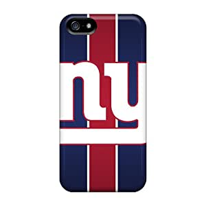 High-quality Durability Cases For Iphone 5/5s(new York Giants)