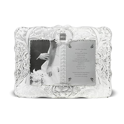 Mikasa Cherished Moments Crystal - Frame Crystal