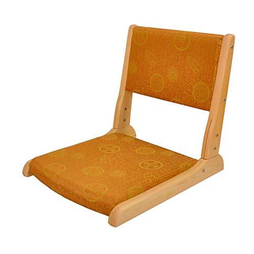 Sillas Muebles Hogar Tatami Room Chair, Cama Dormitorio Trasera Japonesas Sin Patas Respaldo Bay Window Cojin Perezosa ZX recepcion (Color : T5)