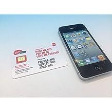 SIM Card - Virgin Mobile Micro LTE