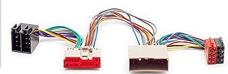 LandRover Freelander 2 cablaggio radio stereo convertitore adattatore ISO