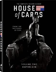 House of Cards: The Complete Second Season (Bilingual)